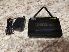 Trendnet Wireless N 300 Mbps Home Router Tew-731Br Tested