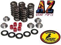 Suzuki DRZ400 DRZ 400 S SM E Kibblewhite Race Titanium Valves Springs Kit Head