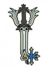 Kingdom Hearts Oathkeeper Keyblade Series 2 Foam Figural Mascot Key Chain