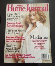 MADONNA USA Ladies Home Journal MAGAZINE 2005 MEGA RARE INTERVIEW Promo Photos