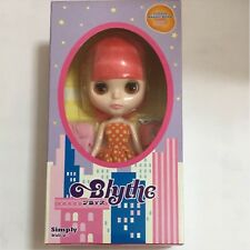Neo Blythe Cwc Limited Simply Bubble Boom Takara Tomy Figure Doll Japan NEW