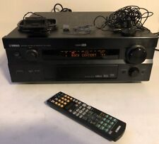 YAMAHA RX-V1400 6.1 CHANNEL  A/V RECEIVER + ACCESSORIES C4