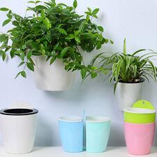 New Medium Wall-mounted Flower Pot High Quality Creative Decoration Flowerpot KS