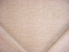 27+Y KRAVET SMART 29040 TRANCE OYSTER TEXTURED BLOCK CHENILLE UPHOLSTERY FABRIC