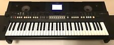 Yamaha PSR-S650 Arranger Workstation Keyboard- Excellent Condition with Extras