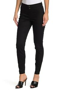 NWT HUE Classic Smooth Leggings - Black Size Medium