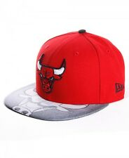 Chicago Bulls NBA Basketball Cap Kappe Neu New Era 59fifty Size 7 1/8  NBA Logo