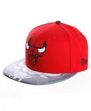 Chicago Bulls NBA BASKET Cap Berretto NUOVO NEW ERA 59 FIFTY size 7 1/8 LOGO NBA RICAMATO
