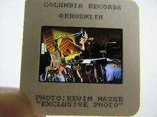 More details for original press promo slide negative - aerosmith - steven tyler - 1990's - c