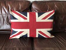 Union Jack Pillow Cushion Cover 69 X 45cm