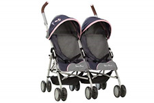 Silver Cross Pop Twin MAX Dolls Pushchair Vintage Blue. For ages 4 - 9 years
