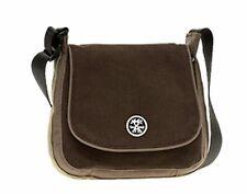 Crumpler The Status Belly Messenger Bag Hand Shoulder Bag (brown/lt brown/oatme)