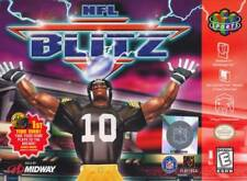 NFL Blitz - Nintendo N64 Football Game