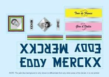 Eddy Merckx Bicycle Decals-Transfers-Stickers #8