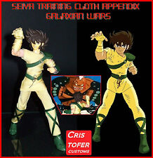 SEIYA PEGASO TRAINING CLOTH APPENDIX,para PEGASUS SAINT SEIYA MYTH CLOTH CASSIOS