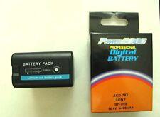 BPU60 Battery for Sony PMW-160 PMW-F3 PMW-F3K PMW-F3L PMW-150 PMW-EX3/5