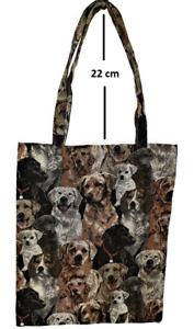 Labrador Einkaufsbeutel Hunde Einkaufstasche Shopper Tasche Gobelin Tapestry
