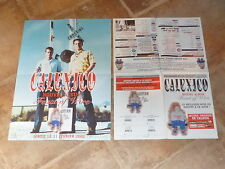 CALEXICO - FEAST OF WIRE !!! RARE POSTER PROMO /PLAN MEDIA!!!!