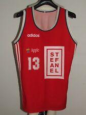 Shirt Maillot Tank Top Basketball Sport Stefanel Milano n °13 size Xxl