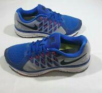 Nike Womens Air Zoom Vomero Running/Training Sneakers Shoes 8.5 Lyon Blue/Pink
