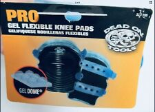 Professional Flexible gel knee pads for tough jobs