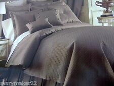 Nip-Southern Living Home 4pc King Quilted Carlisle Mink Duvet w Bedskirt/Shams