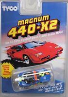 HO Slot Car - Tyco 440x2 Magnum - Mazda Miata MX-5 - 9064