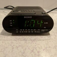 Sony Dream Machine ICF-C218 Tested, Working