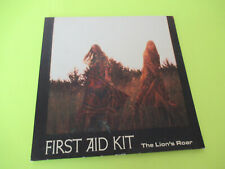 FIRST AND KIT THE LION'S ROAR LP