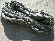 DYNEEMA ROPE 22mm TOW ROPE WINCH ROPE 4X4 RECOVERY 9 METRES (Q,J2)