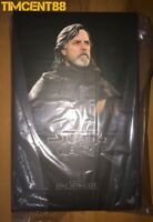 Ready Hot Toys MMS457 Star Wars The Last Jedi 1/6 Luke Skywalker Mark Hamill New