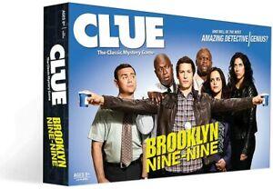 Clue Brooklyn Nine-Nine Edition Board Game