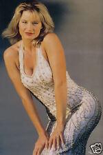 Sunny WWE Divas Sexy Evening Dress Photo #1 WWF