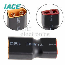 Practical RC XT60 Male To Plug Female T Connector Adapter Car Lithium-Batterie