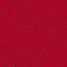 QT Fabrics Ink & Arrow Pixie Blenders 24299 R Red Square Dot  Cotton BTY