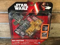 Star Wars Box Busters Tusken Raider Attack Battle of Yavin NEW Toy