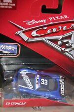 "DISNEY PIXAR CARS 3  ""#33 ED TRUNCAN...A.K.A. MOOD SPRINGS"" BONUS COLLECTOR CARD"