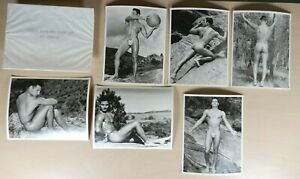 Physique, Male Nude, Western Photography Guild, Vintage Full Set, Gay Interest