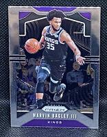2019-20 Panini Prizm Marvin Bagley III #121 Sacramento Kings
