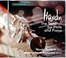 Haydn: The Sonatas for Flute and Piano  (UK IMPORT)  CD NEW