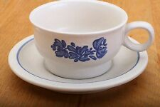 Pfaltzgraff Yorktowne Cup and Saucer