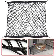 Car SUV Nylon Rear Cargo Trunk Storage Organizer Flexible Elastic Net 70 X 70 cm