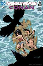 Wonder Woman Conan #3 Variant Cover New/Unread DC Comics Dark Horse