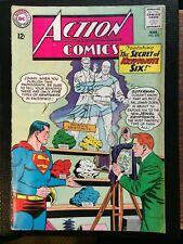 ACTION COMICS #310  Mar 1964 - The Secret of Kryptonite Six!
