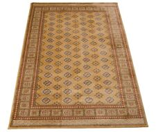 "CHINESE,TRADITIONAL, RUG, 5'3"" x 7'5"",2.26 x 1.60M GOLD,GREEN, RED,YELLOW,BLUE"
