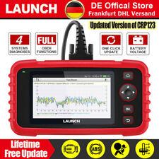 2021 Launch X431 CRP123 X Pro Auto Diagnosegerät OBD2 Scanner Fehlerauslesegerät