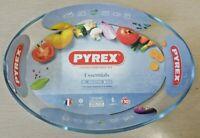Pyrex Essentials Oval 30 x 21 cm 2l