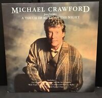 Michael Crawford Performs A Touch Of Music In The Night Laserdisc LD RARE MUSIC