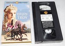 Helen of Troy VHS 1955 Historical Drama Cedric Hardwicke Brigitte Bardot