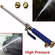 High Pressure Car Washer Sprayer Cleaner Spray Nozzle Water Gun Hose 46cm/18''